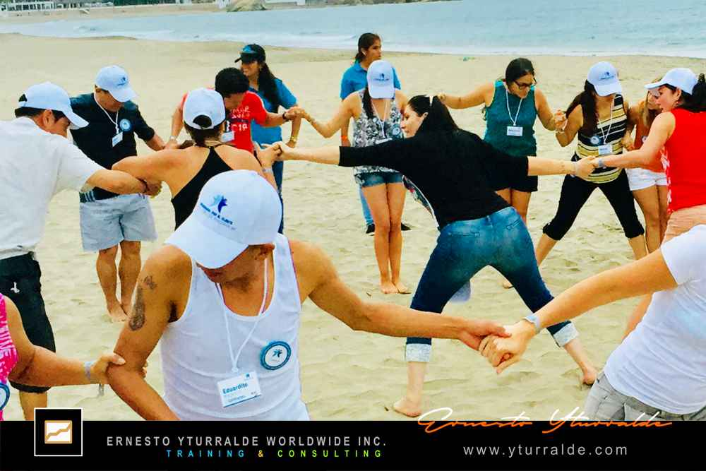 Team Building & Outdoor Training | Ernesto Yturralde Worldwide Inc.